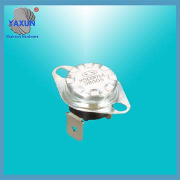 China KSD301 Bimetal Thermal Switch Manufacturer