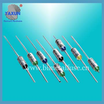 China Thermal Fuse Manufacturers