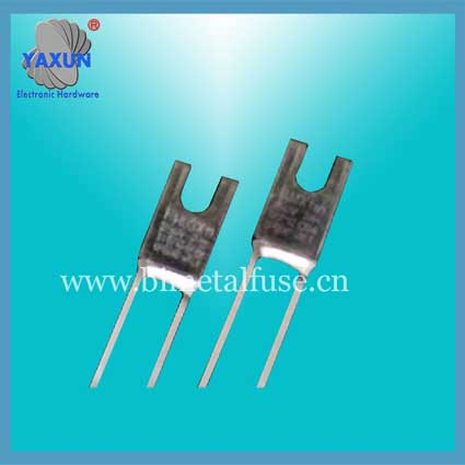 Full range of temperature use Square High Limit Thermal Fuse Cutoff